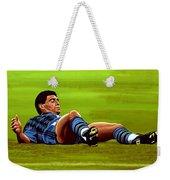 Diego Maradona 2 Weekender Tote Bag
