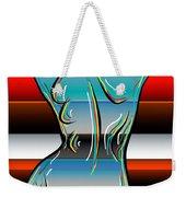 Digital Nude  Weekender Tote Bag