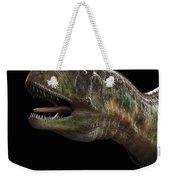 Dinosaur Aucasaurus Weekender Tote Bag