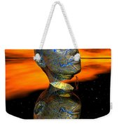 Discovering The Secrets Of The Mind Weekender Tote Bag