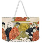 Dissection Lesson, 1493 Weekender Tote Bag