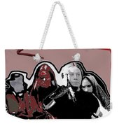 Distraught Woman Mexico City C.1914-2014 Weekender Tote Bag