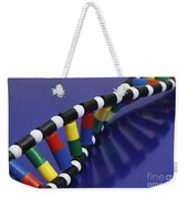 Dna Double Helix Weekender Tote Bag