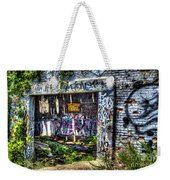 Address Unknown Weekender Tote Bag