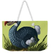 Dodo Bird Weekender Tote Bag