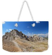 Dolomites - Costabella Ridge Weekender Tote Bag