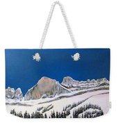 Dolomiti  Weekender Tote Bag