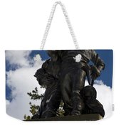 Donner Party Monument  Weekender Tote Bag