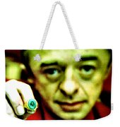 Don't Take The Ring Laura Weekender Tote Bag
