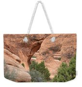 Double O Arch Weekender Tote Bag