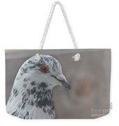 Dove Pigeon Weekender Tote Bag