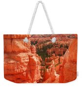 Down Into Bryce Weekender Tote Bag
