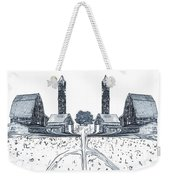 Down On The Farm Weekender Tote Bag by Dan Sproul