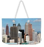 Downtown Atlanta Weekender Tote Bag