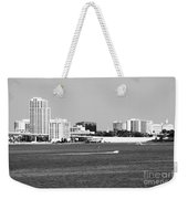 Downtown Clearwater Skyline Weekender Tote Bag