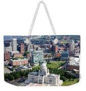 Downtown Providence Rhode Island Weekender Tote Bag