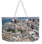 Downtown San Diego Weekender Tote Bag