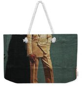 Dr. J. Weekender Tote Bag by Allen Beatty