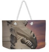 Dr. Martin Luther King Jr Memorial Weekender Tote Bag