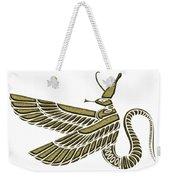 Dragon - Demon Of Ancient Egypt Weekender Tote Bag
