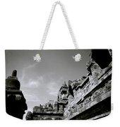 Dramatic Borobudur Weekender Tote Bag