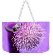 Dream In Violet Weekender Tote Bag