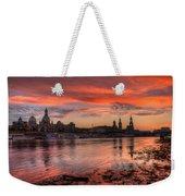 Dresden Sunset Weekender Tote Bag
