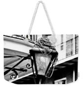 Dressed For The Party- Bw Weekender Tote Bag