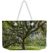 Dripping With Spanish Moss Weekender Tote Bag
