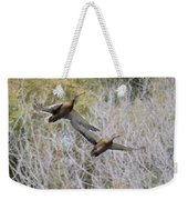 Duck Season? Weekender Tote Bag