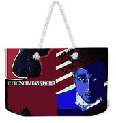 Duke Ellington And The French Jean Store Collage Coney Island New York 1977-2012 Weekender Tote Bag