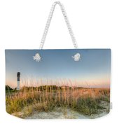 Dunes To Lighthouse Weekender Tote Bag