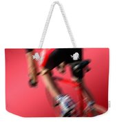 Dynamic Racing Cycle Weekender Tote Bag