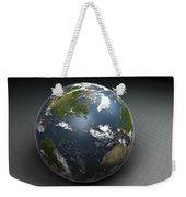 Earths Gravity Weekender Tote Bag