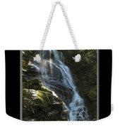 Eastatoe Falls North Carolina Weekender Tote Bag