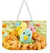 Easter Cupcakes  Weekender Tote Bag