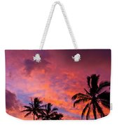 Easter Island Sunrise 2 Weekender Tote Bag