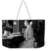 Edith Roosevelt (1861-1948) Weekender Tote Bag