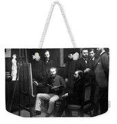Edouard Manet (1832-1883) Weekender Tote Bag