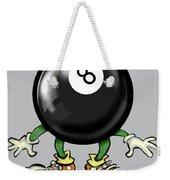 Eightball Weekender Tote Bag