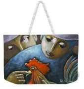 El Gallo Weekender Tote Bag