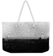 Elephant Grass And View Of Bridge Weekender Tote Bag