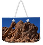Elephant Rock Valley Of Fire State Park Nevada Weekender Tote Bag