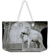 The Beautiful Elephant Weekender Tote Bag