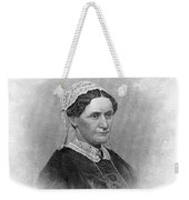 Eliza Mccardle Johnson (1810-1876) Weekender Tote Bag