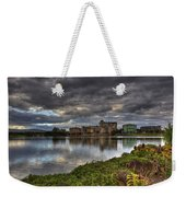 Emerald Lakes Weekender Tote Bag