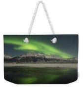 Emerald Weekender Tote Bag