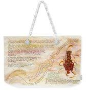 Emmaus Weekender Tote Bag