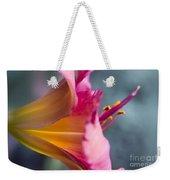 Enchanting Florals Weekender Tote Bag