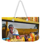 Ensenada Olive Stand 04 Weekender Tote Bag